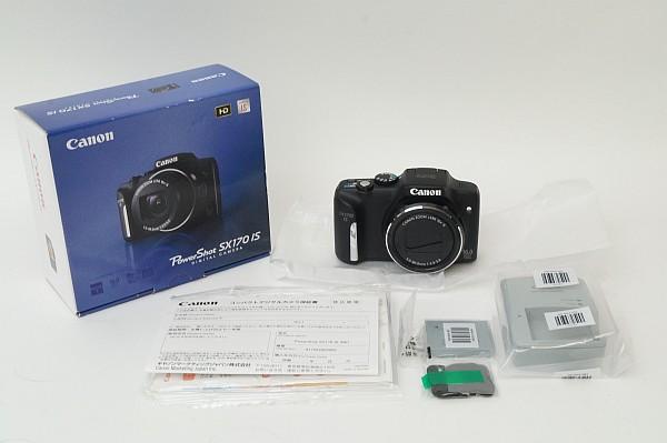 2015/05 Canon PowerShot SX170 IS デジタルカメラ 8000円買取