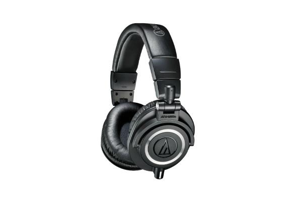 2015/06 audio-technica モニターヘッドホン ATH-M50x 6000円買取