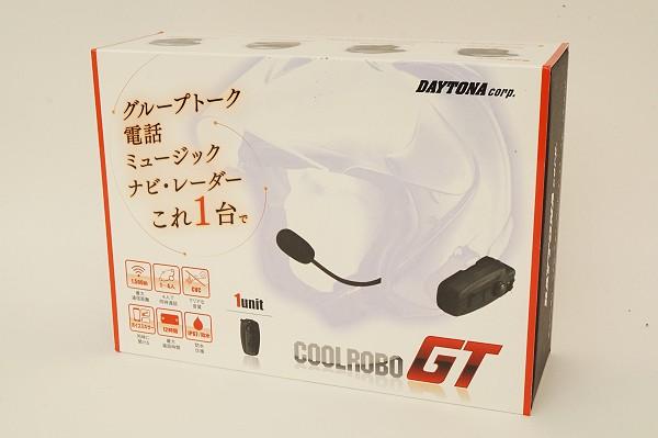 2015/06 デイトナ(DAYTONA) クールロボGT 1unit Bluetoothインカム 12000円買取