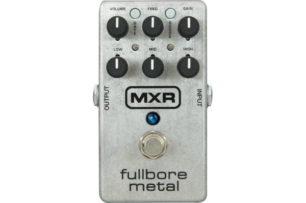 2015/06 MXR エフェクター FULLBORE METAL M-116 3000円買取