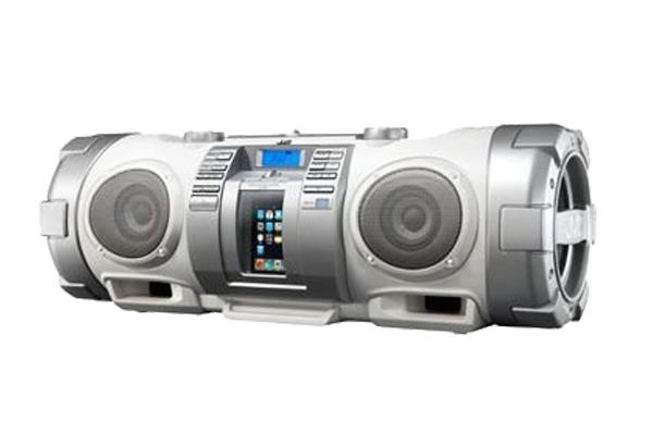 2015/06 JVCビクター パワードウーハーCDシステム RV-NB50-W 4000円買取