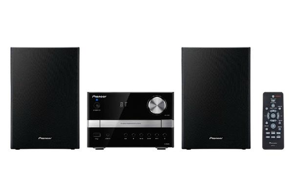 2015/06 パイオニア CDミニコンポーネントシステム Bluetooth搭載 ブラック X-EM22 5000円買取