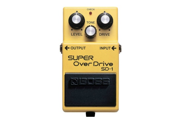 2015/06 BOSS Super OverDrive SD-1 1500円買取