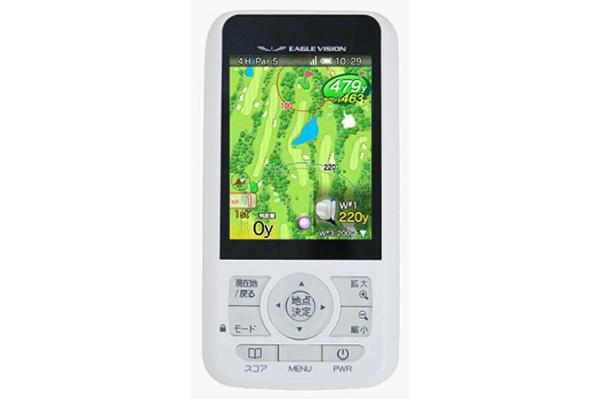 2016/07 イーグルビジョン EAGLE VISION ゴルフGPS EV-027CL 2500円買取