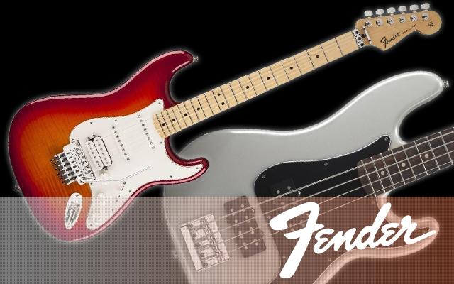 フェンダー ギター買取