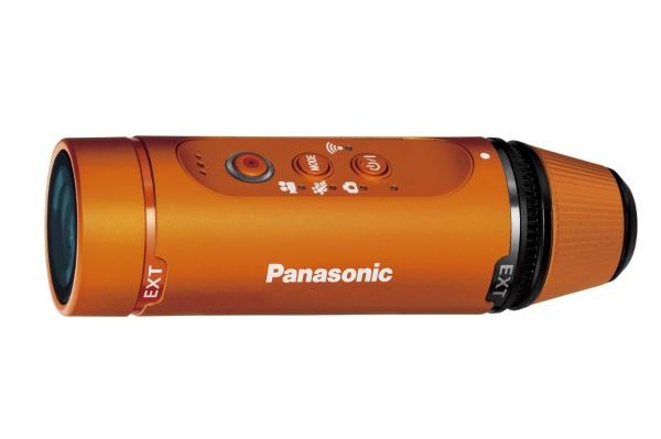 2016/09 Panasonic ウェアラブルカメラ オレンジ HX-A1H-D 8000円買取