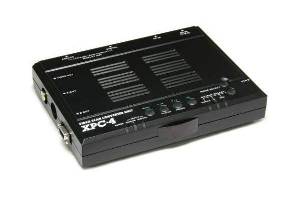 2016/02 電波新聞社 XPC-4ビデオスキャンコンバーター 外箱なし 12000円買取