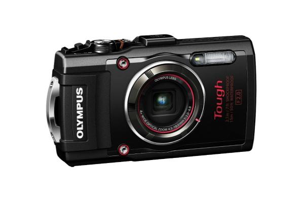 2015/08 OLYMPUS デジタルカメラ STYLUS TG-4 Tough ブラック 1600万画素 24000円買取