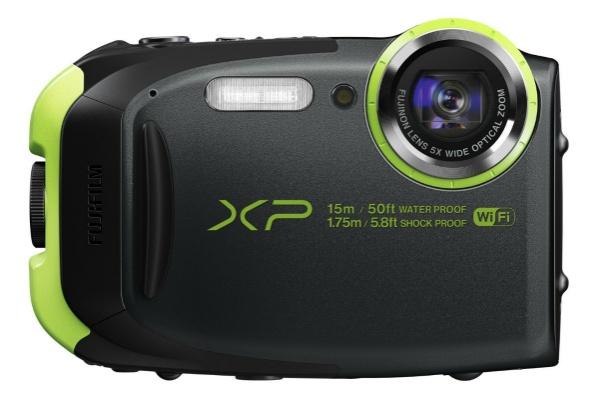 2015/08 FUJIFILM コンパクトデジタルカメラ XP80 防水 ブラック XP80GB 10000円買取