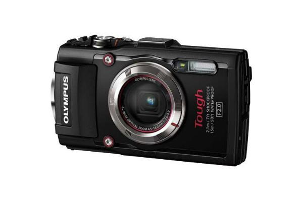 2015/08 オリンパス 工事用デジタルカメラ STYLUS TG-3 30000円買取