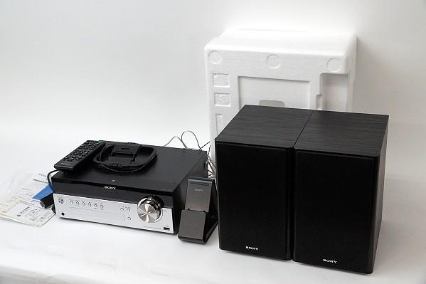 2015/09 ソニー CMT-SBT100 ホームオーディオシステム 14年製 7500円買取