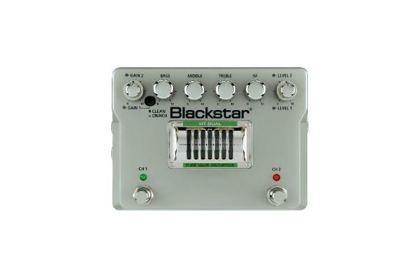 2015/10 BLACKSTAR ブラックスター HT-DUAL DS-2 PURE VALVE DISTORTION 6000円買取