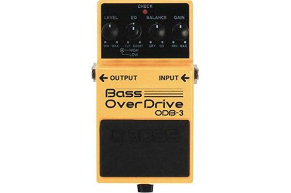 2015/10 BOSS Bass OverDrive ODB-3 1800円買取
