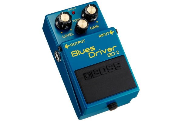 2015/10 BOSS Blues Driver BD-2 2500円買取