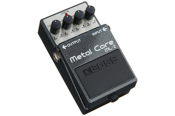 2015/10 BOSS Metal Core ML-2 2500円買取