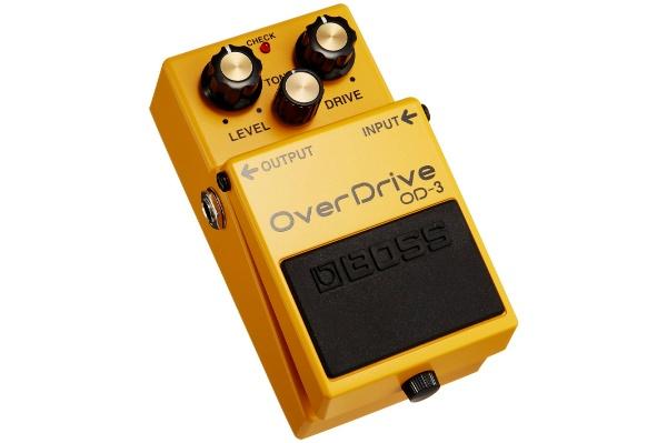 2015/10 BOSS OverDrive OD-3 2000円買取
