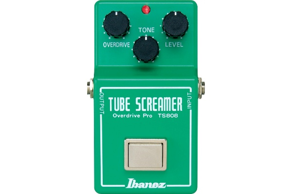 2015/10 Ibanez Tubescreamer Overdrive Pro TS808 4500円買取