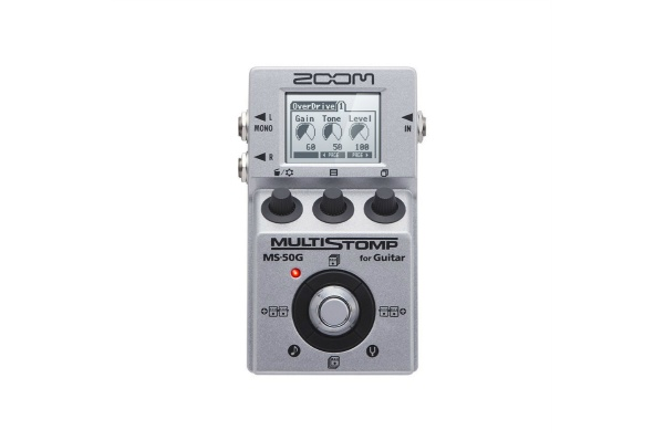 2015/10 ZOOM MULTI STOMP MS-50G 3000円買取