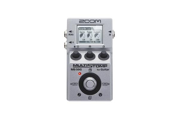 2015/10 ZOOM MULTI STOMP MS-50G 3000円買取