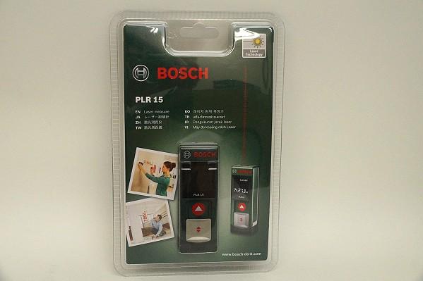 2016/09 BOSCH ボッシュ レーザー距離計 PLR15 1500円買取