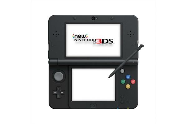 2016/10 New ニンテンドー3DS ブラック 5000円買取