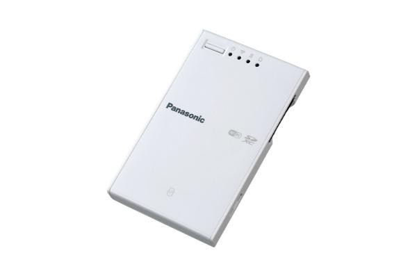 2015/10 パナソニック Wi-Fi SDカードリーダーライター BN-SDWBP3 2000円買取