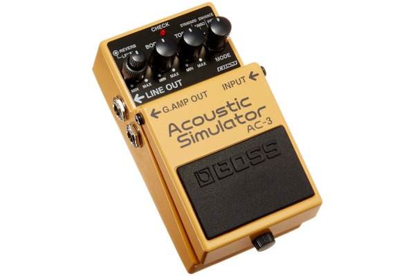 2015/11 BOSS Acoustic Simulator AC-3 3000円買取