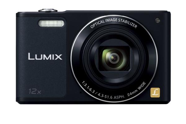 2015/11 Panasonic デジタルカメラ ルミックス SZ10 ブラック DMC-SZ10-K 4000円買取