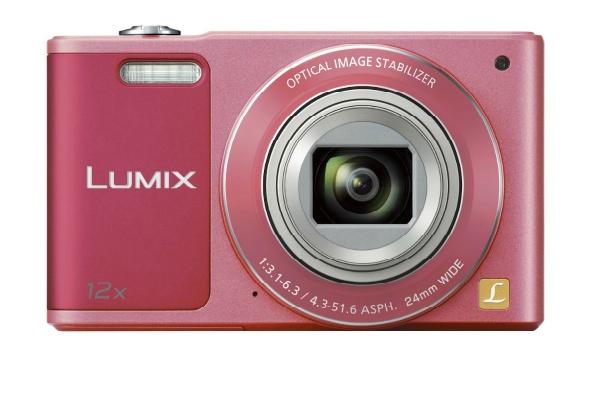 2015/11 Panasonic デジタルカメラ ルミックス SZ10 ピンク DMC-SZ10-P 4000円買取