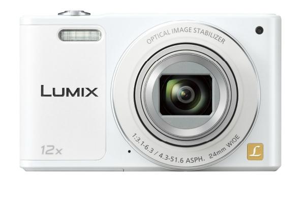 2015/11 Panasonic デジタルカメラ ルミックス SZ10 ホワイト DMC-SZ10-W 4000円買取