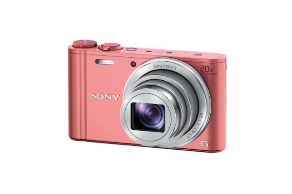 2015/11 SONY ソニー デジタルカメラ Cyber-shot WX350 光学20倍 ピンク DSC-WX350-P 8000円買取