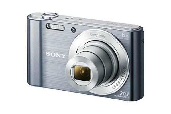 2015/11 SONY デジタルカメラ Cyber-shot W810 光学6倍 シルバー 1800円買取