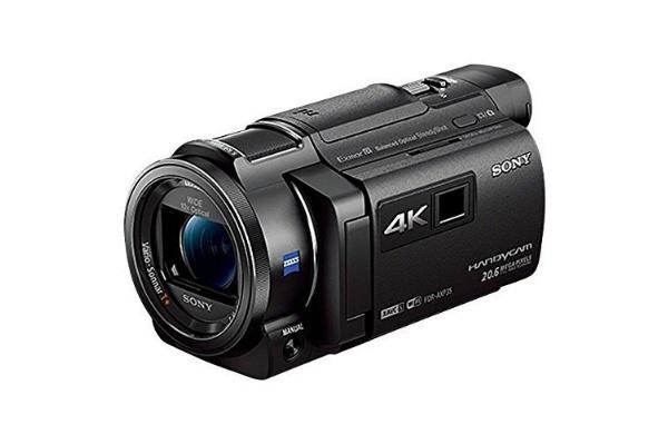 2015/12 SONY 4Kビデオカメラ Handycam FDR-AXP35 ブラック 35000円買取