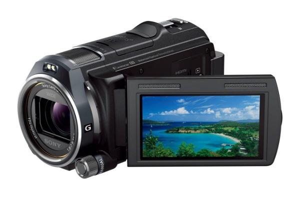 2015/12 SONY ビデオカメラ HANDYCAM CX630V HDR-CX630V 20000円買取