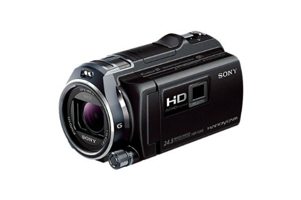 2015/12 SONY ビデオカメラ Handycam PJ800 ブラック 25000円買取