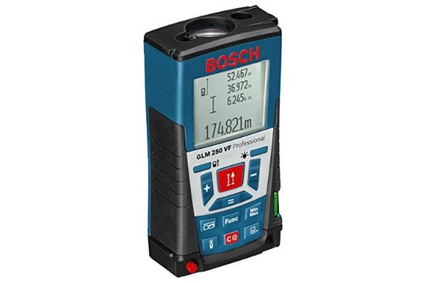 2015/12 BOSCH ボッシュ レーザー距離計 GLM250VF 15000円買取