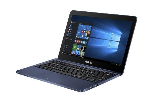 2016/02 ASUS ノートパソコン EeeBook X205TA-DBLUE10 Win10 ダークブルー 8000円買取