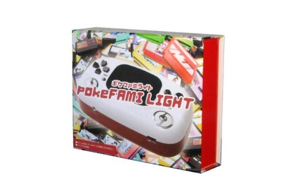 2016/02 GAMEJOY pokeFAMI LIGHT (ポケファミライト) ポータブル ファミコン互換機 1000円買取