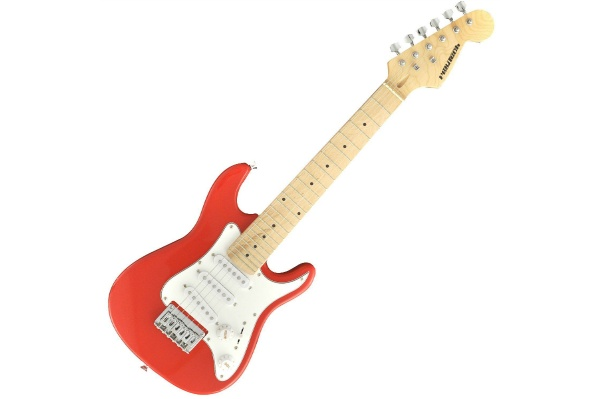 2016/03 PLAYTECH エレキギター ST025 ストラトタイプ ミニエレキギター 1500円買取