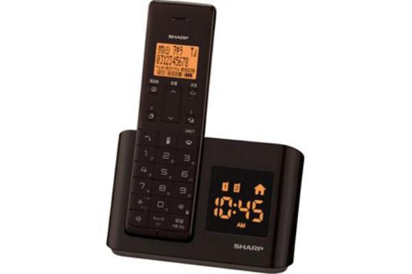2016/03 シャープ デジタルコードレス電話機 親機のみ 1.9GHz  JD-BC1CL-T 1200円買取