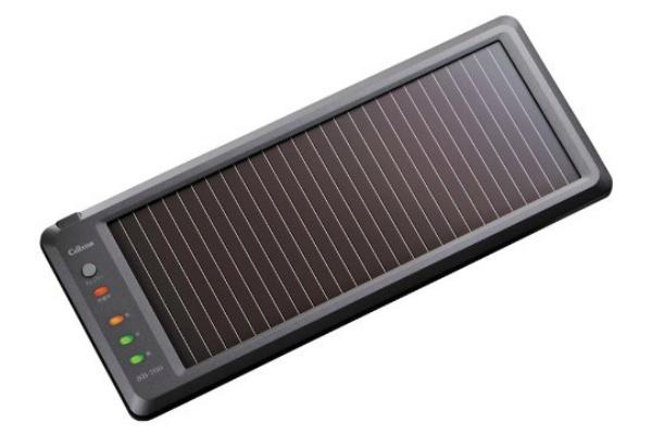 2016/04 CELLSTAR ソーラーバッテリー充電器 SB-700 DC12V専用 2000円買取