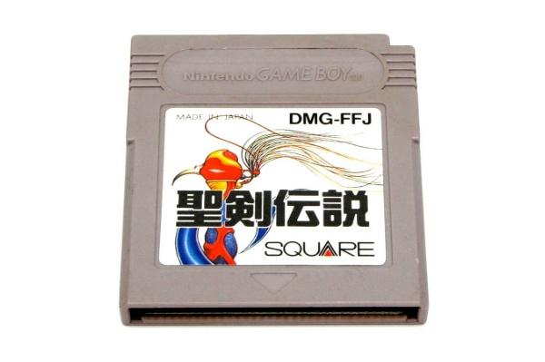 2016/03 GB ゲームボーイ 聖剣伝説ファイナルファンタジー外伝 ソフトのみ 500円買取