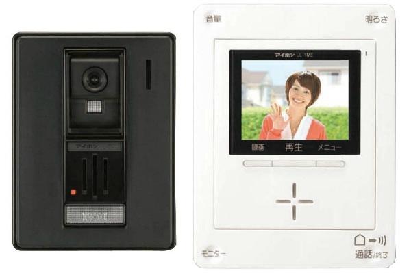 2016/05 アイホン KF-66 ROCO録画 テレビドアホンセット 4000円買取