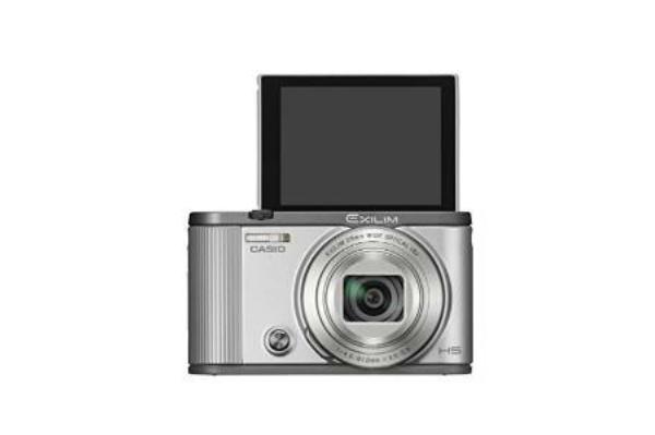 2016/08 CASIO デジタルカメラ EXILIM EX-ZR1700SR シルバー 10000円買取