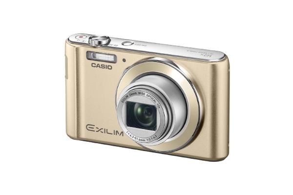2016/08 CASIO デジタルカメラ EXILIM EX-ZS190GD ゴールド 3000円買取