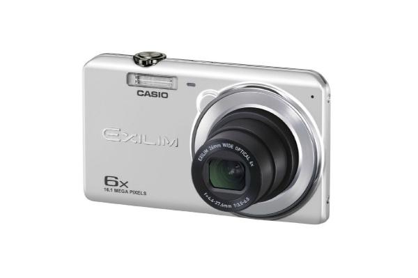2016/08 CASIO デジタルカメラ EXILIM EX-ZS27SR シルバー 3000円買取