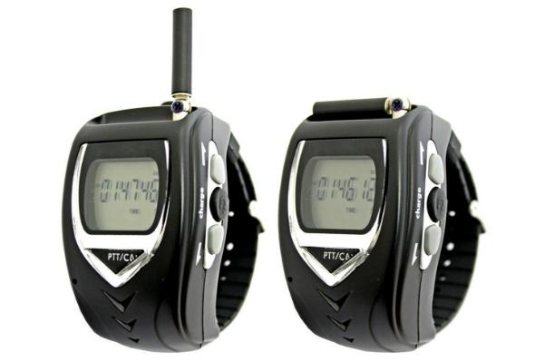 2016/08 FRC 腕時計型 特定小電力トランシーバー FT-20W 2台組 4000円買取