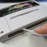 [特集記事]起動しづらいゲームカセットはクリーニングしよう!!