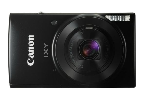 2017/07 Canon デジタルカメラ IXY190BK ブラック 6500円買取