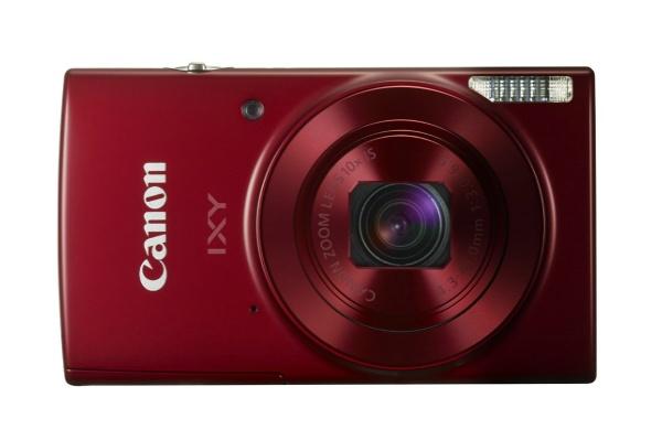 2017/07 Canon デジタルカメラ IXY190RE レッド 6500円買取